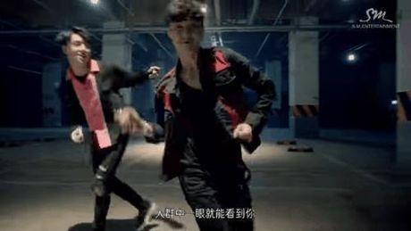 Nhay dinh, dep trai, Lay (EXO) hop hon fan tu dau den cuoi MV solo - Anh 2