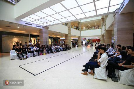 Vietnam International Fashion Week ruc rich tuyen mau, chuan bi to chuc tai Ha Noi - Anh 2