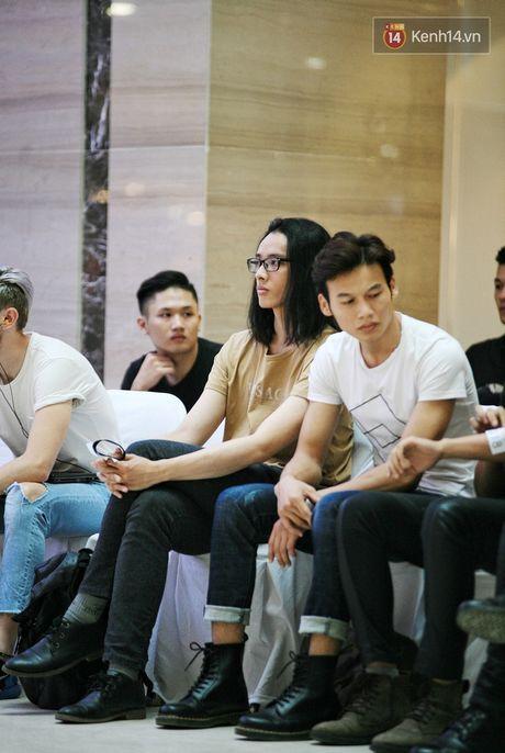 Vietnam International Fashion Week ruc rich tuyen mau, chuan bi to chuc tai Ha Noi - Anh 4