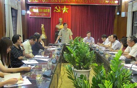 Mat tran Ha Noi khao sat cong tac nam bat du luan xa hoi - Anh 1