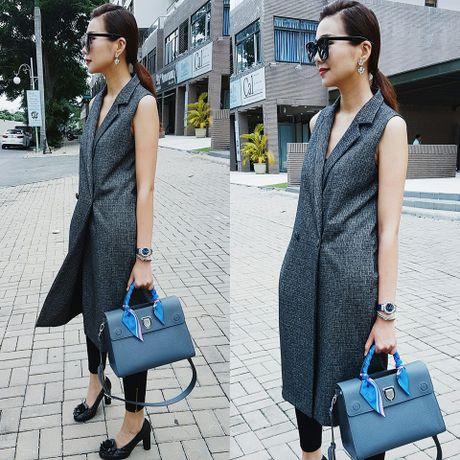 Bo suu tap blazer cua Thanh Hang - Anh 2