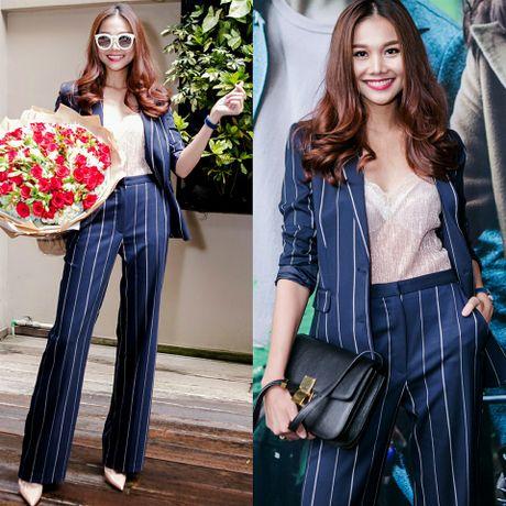 Bo suu tap blazer cua Thanh Hang - Anh 4