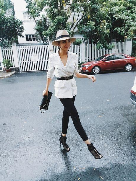 Bo suu tap blazer cua Thanh Hang - Anh 5