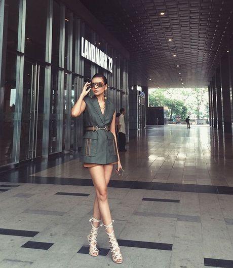 Bo suu tap blazer cua Thanh Hang - Anh 6
