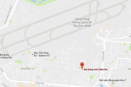 De xuat xay ho dieu hoa chong ngap cho san bay Tan Son Nhat - Anh 3
