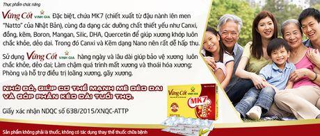 Thuong xuyen bo sung Canxi va vitamin D3 ma van bi loang xuong, tai sao? - Anh 2