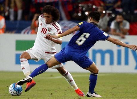 Thua 3 tran lien tiep, Thai Lan vo mong World Cup 2018 - Anh 1