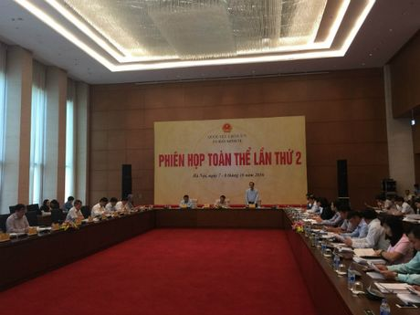 Nam 2016, tang truong GDP va xuat khau kho can dich - Anh 1