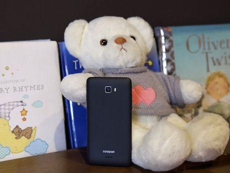 Coolpad Roar 3 va Roar Plus: bo doi smartphone gia tot cho sinh vien - Anh 2