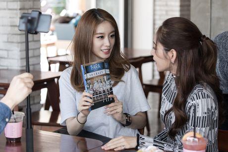 Chi Pu ru Ji-yeon (T-ara) livestream hen ho fan - Anh 4