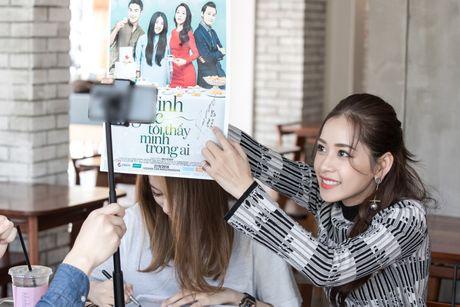 Chi Pu ru Ji-yeon (T-ara) livestream hen ho fan - Anh 8