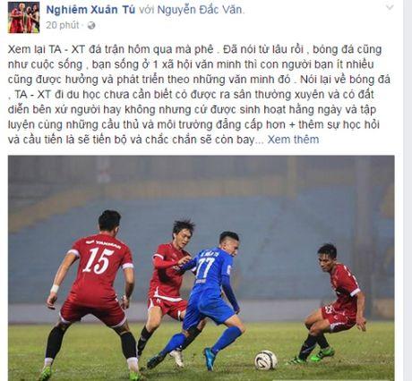 Xem Xuan Truong, Xuan Tu thay 'phe' - Anh 1