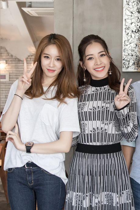 "Chi Pu duoc truyen thong Han Quoc ca ngoi la ""Kim Tae Hee Viet Nam"" - Anh 2"