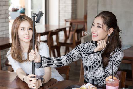 "Chi Pu duoc truyen thong Han Quoc ca ngoi la ""Kim Tae Hee Viet Nam"" - Anh 4"