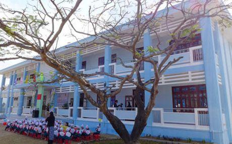 Quang Binh: Mien hoc phi doi voi hoc sinh vung bien - Anh 1