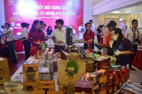 Cac tinh Tay Nguyen tang cuong ket noi cung-cau hang hoa - Anh 1