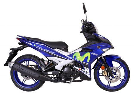 Yamaha Y15ZR MotoGP Edition co gia 46,5 trieu dong - Anh 1