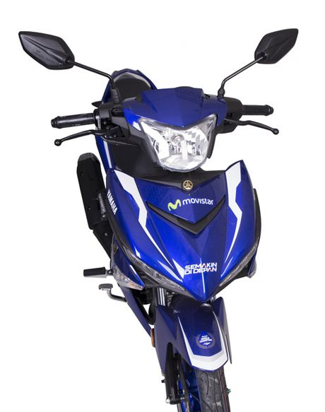 Yamaha Y15ZR MotoGP Edition co gia 46,5 trieu dong - Anh 2