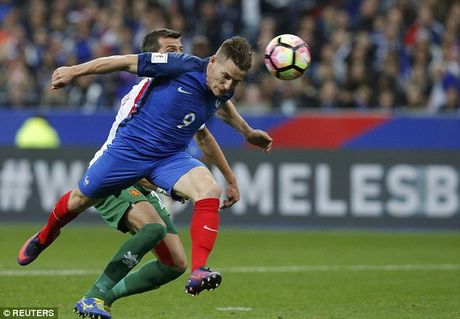 Cap tien dao Atletico ruc sang, Phap thang tran dau tien tai vong loai World Cup 2018 - Anh 3