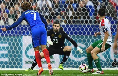 Cap tien dao Atletico ruc sang, Phap thang tran dau tien tai vong loai World Cup 2018 - Anh 5