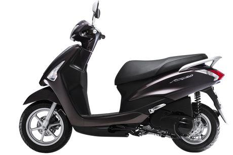 Yamaha ra mat xe ga Acruzo 2016 gia 35 trieu tai VN - Anh 4