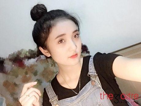 Ngam co nang 9X Tuyen Quang xinh nhu bup be - Anh 4