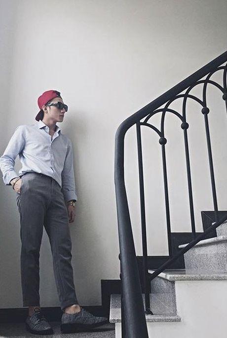 Kinh ngac noi o sang chanh cua Son Tung o TP HCM - Anh 12