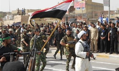 Luc luong tinh nguyen Iraq sap mo chien dich giai phong Mosul - Anh 1