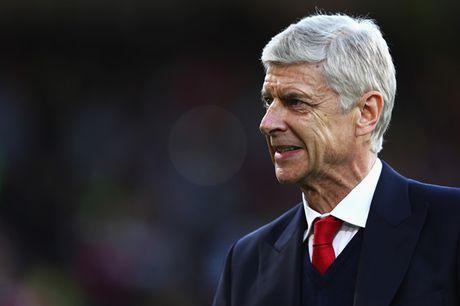 Ro tin HLV Wenger se chia tay Arsenal de dan dat tuyen Anh - Anh 1