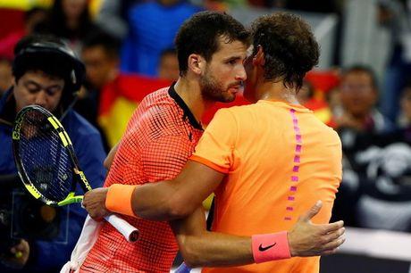 "Nadal guc nga truoc ""tieu Federer"" o tu ket China Open - Anh 4"