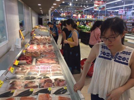 Hang Viet chiem 85% trong sieu thi - Anh 2