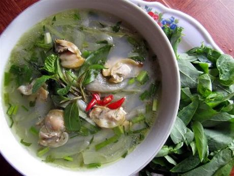 5 KHONG khi an canh trai, hen, ngao, gia dinh Viet PHAI BIET - Anh 1