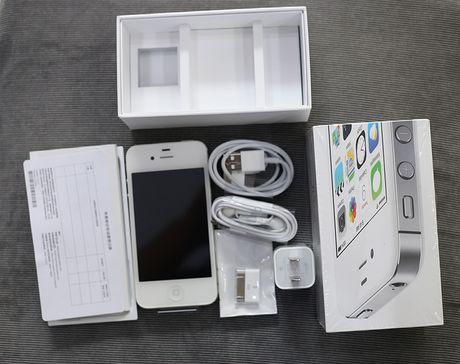 iPhone 4s 8GB chua kich hoat tran ve Viet Nam voi gia 3,2 trieu - Anh 4