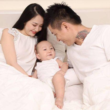 Cuoc song hon nhan hanh phuc cua Tuan Hung voi vo hotgirl - Anh 2
