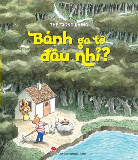 Sach tranh khong loi: Trai nghiem doc dao chua tung co danh cho me va be - Anh 5