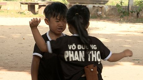 Tap 23 Bo oi mua 3: Chau Chau duoc khen ngoi khi biet tu nhan sai va xin loi ban - Anh 4