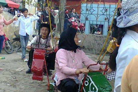 Nhung cu ba Viet Nam sanh dieu dang sot ran ran tren mang xa hoi - Anh 9