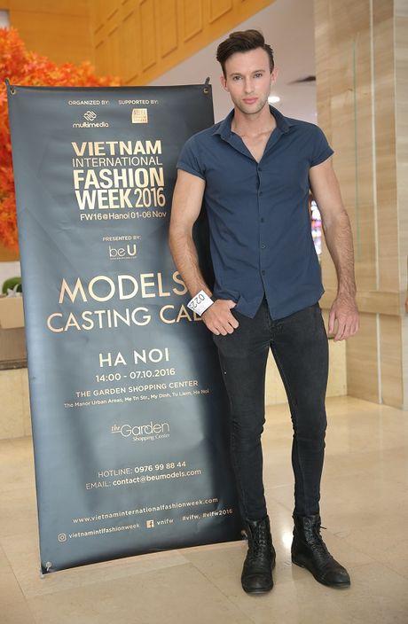 Vietnam International Fashion Week Thu Dong 2016 hoi tu dan mau khung - Anh 3