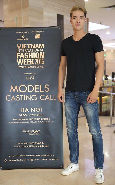 Vietnam International Fashion Week Thu Dong 2016 hoi tu dan mau khung - Anh 5