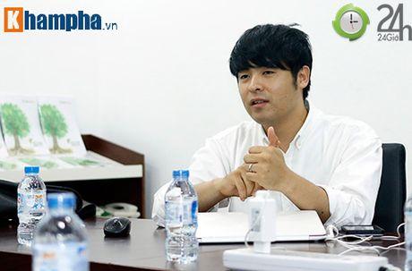 Xuan Truong nhu Park Ji Sung phien ban Viet Nam - Anh 1