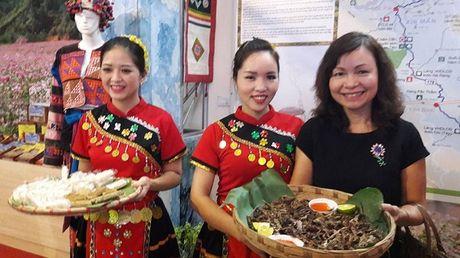 Khai mac 'Le hoi ban sac, qua khu va hien tai cac vung mien Que huong Viet Nam' - Anh 5