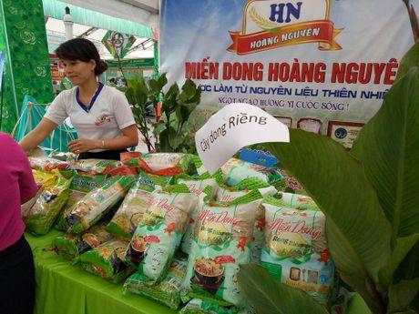 Nguoi tieu dung Ha Noi 'san lung' thuc pham sach tai 'phien cho xanh tu te' - Anh 22
