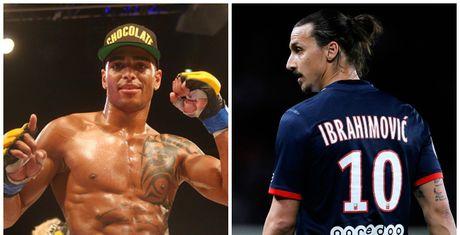 Sat thu UFC bat ngo 'thach dau' Ibrahimovic - Anh 1