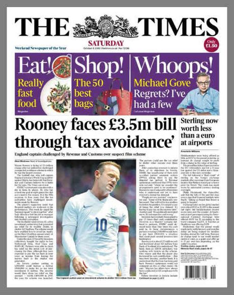 Rooney bi cao buoc lach luat, tron mot khoan thue khong lo - Anh 2
