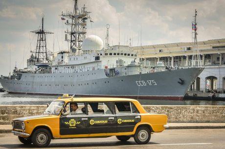 Ha vien Nga ban chuyen quay lai can cu quan su o Cam Ranh, Cuba - Anh 4