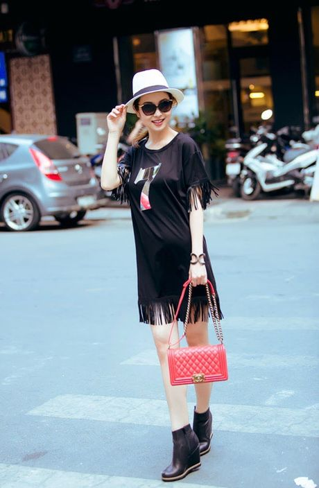 Mix do tua rua sanh soi nhu sao Viet - Anh 6