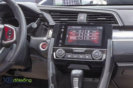 Ngam Honda Civic hoan toan moi, sedan thu hut nhat VMS 2016 - Anh 12