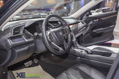 Ngam Honda Civic hoan toan moi, sedan thu hut nhat VMS 2016 - Anh 4
