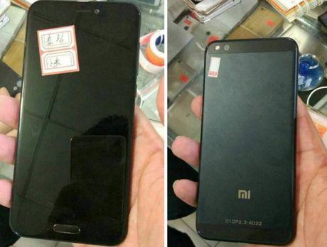 Xiaomi Mi 6 lan dau lo anh thuc te - Anh 1