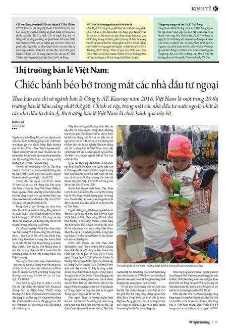 Thi truong ban le Viet Nam:Chiec banh beo bo trong mat cac nha dau tu ngoai - Anh 2